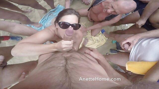 Plantureuse brune anale baisée video porno chic par une bite noire